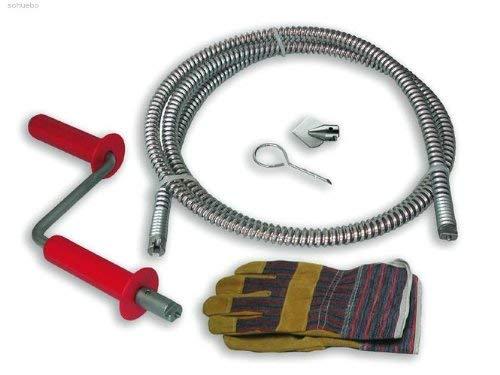 Rothenberger - Manivela manual desatascador ropower handy