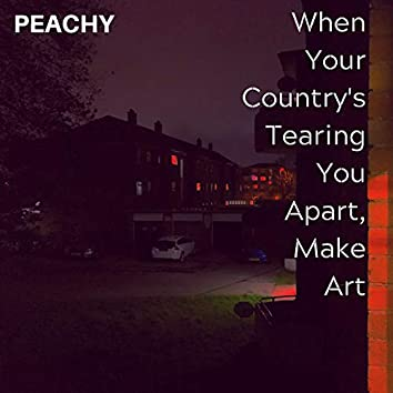 When Your Country's Tearing You Apart, Make Art