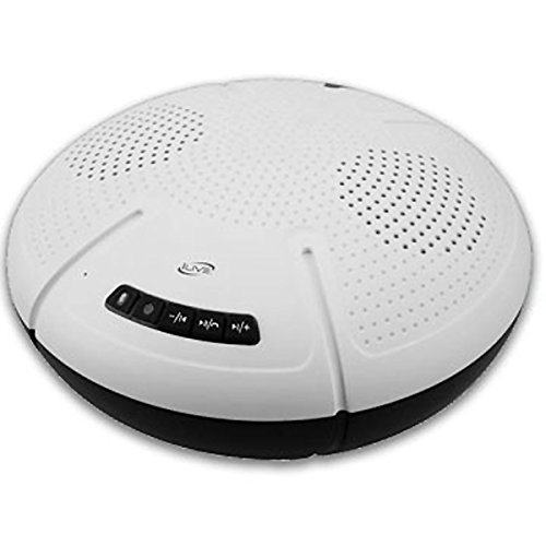 iLive Water Resistant Bluetooth Speaker with Built-in Handsfree Speaker Phone and Digital Controls