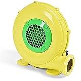 Blower Soplador de Aire, Ventilador de Bomba Ventilador de Gorila Inflable Comercial Pequeño Ventilador centrífugo de Media presión (380 vatios 0.64HP)