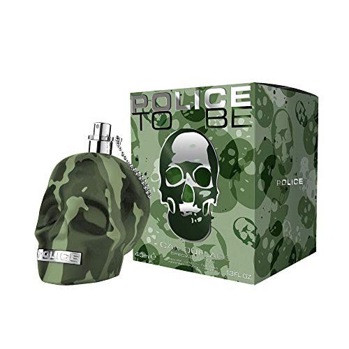 Police To Be Camouflage EDT, 1er Pack (1 x 40 ml)