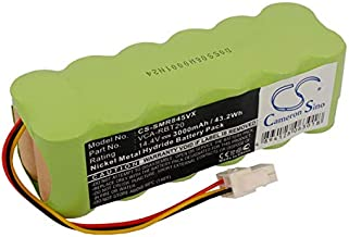 Replacement Battery for Samsung Navibot Airfresh SR8F30 Navibot Airfresh SR8F31 Navibot Airfresh SR8F40 Navibot Airfresh SR8F51 Navibot Light SR8750