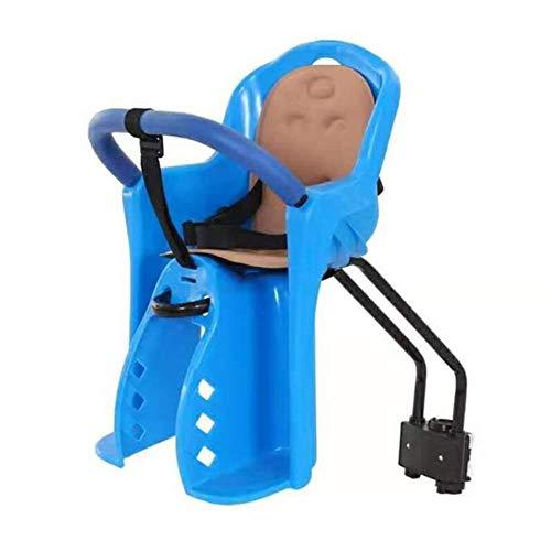 Wangt Voorgemonteerd Kinderfiets Stoel, Fietsdrager Baby Stoel Fiets Baby Stoel Voorsteun Met Riem voor 0-3 Jaar Oude Baby