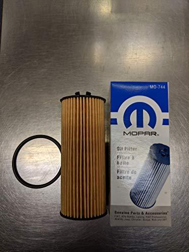 2011-2013 Chrysler Jeep Dodge Oil filter 3.6L Pentastar Engine MOPAR OEM