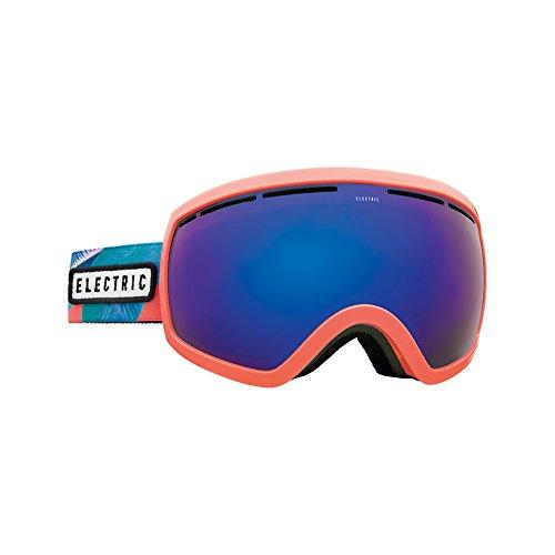 Electric Eyewear EG2.5 Pink Palms/Brose Blue Chrome Lens One Size
