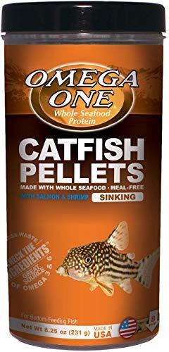 Omega One Sinking Shrimp Pellets, 8mm Pellets, 8.25 oz