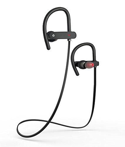 Liger Blaze XL-New Wireless Bluetooth Headphones, Lightweight, Waterproof Headphones IPX7 Rated with HD Sound