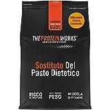 Sostituto Del Pasto Dietetico   Ciocco & Caramello   Denso di Nutrienti: Con Vitamine Che Rinforzano Il...