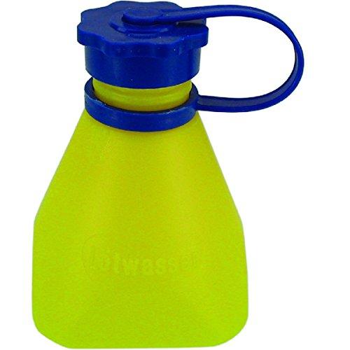 HaWe 441102 Salzsäure-Flasche 150ml in blau