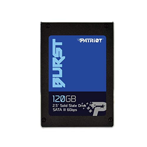 Patriot Burst SSD 120GB SATA III Interne Solid State Drive 2.5 Zoll