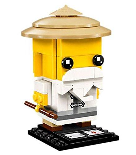 LEGO- Exc Brickheadz Ninjago Maestro Wu, 41488