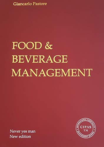 Food & beverage management. No yes man
