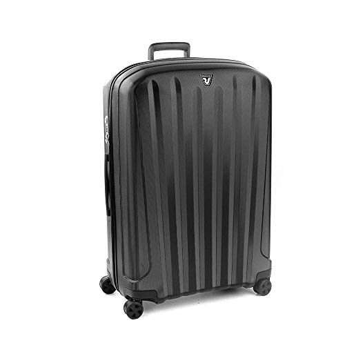 RONCATO Unica trolley rigido large 4 ruote tsa Nero