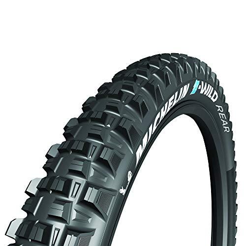 MICHELIN Unisex's E-Wild Bike tire, Black, 27.5 x 2.80