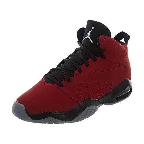 Nike Men's Jordan Lift Off Shoes (11.5, Gym Red/White-Black-Grey)