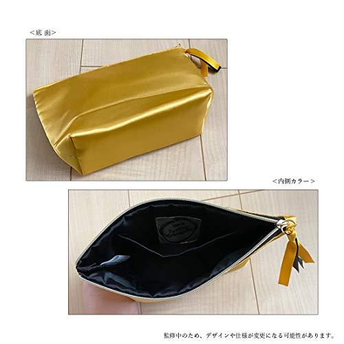 【予約販売】ツイステッドワンダーランド サテンポーチ サバナクロー APDS5502_1