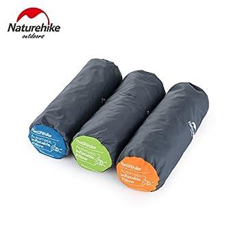 NatureHike automatique Oreiller gonflable Air extérieur TravelMate Nh17a001-l