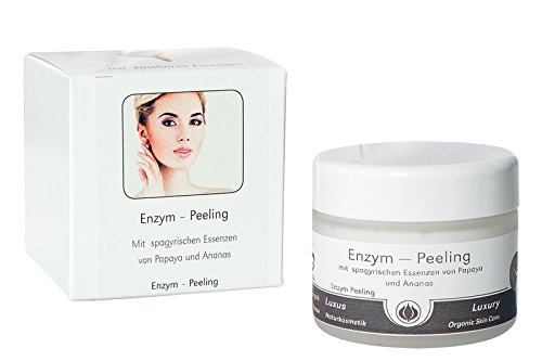 Light-of-Nature, Spagyrisches Enzym-Peeling - 50 ml