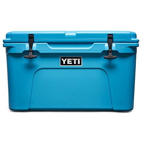 YETI Tundra 45 Cooler, Reef Blue
