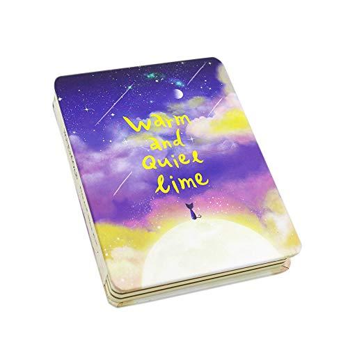 Knuffel Zwaan Hardcover Notebook Journal Schrijven, Memo Boek Dagboek met Ruled, Gestippeld, Blank, Kraf Papier 128 Vellen 5 x 8 inches voor Reizen Persoonlijke Poëzie 64K one Meteor
