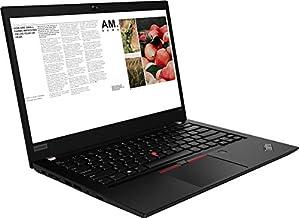 Lenovo ThinkPad T490 Laptop, Intel Core i5-10210U, 8GB RAM, 256GB SSD, Windows 10 Pro 64-bit (20RY0001US)
