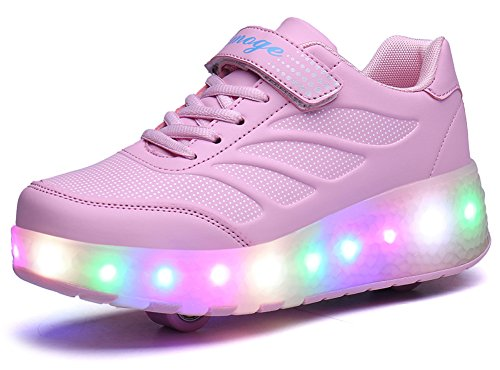 LED Roller Shoes Skates Sneakers