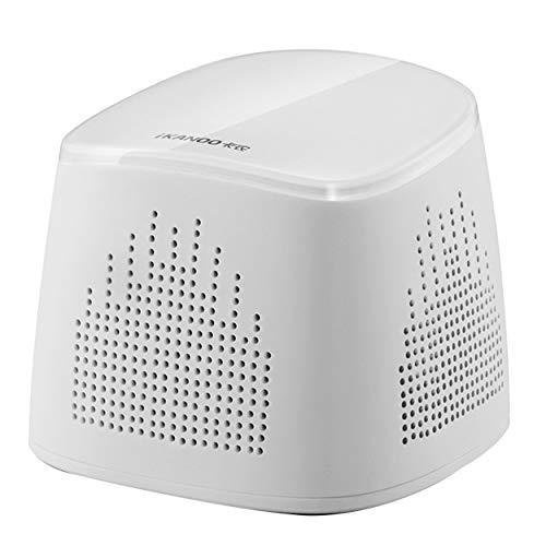 Altavoz inalámbrico Bluetooth Mini Altavoz portátil súper bajo Negro/Blanco/Rosa