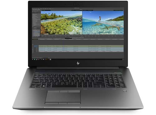 HP ZB17G6 i7-9750H 17 16 GB/512 PC Intel i7-9750H, 17.3 FHD AG LED UWVA, DSC, Webcam, 16 GB DDR4, 512 GB SSD, AX+BT, 6C Batt, FPS, W10 Pro64, 3yr Wrty France - French Localization