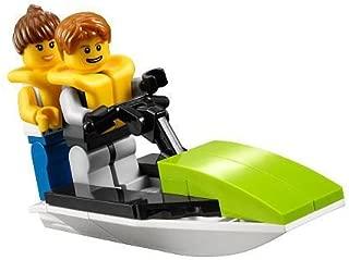 LEGO City Minifigure Jet Ski Adventure 30015 (Bagged)