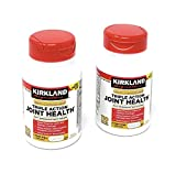 Kirkland Signature Triple Action Joint Health, UC•ll Undenatured Type II Collagen, Boron, Hyaluronic Acid,with Boron,110 Coated Tablets(Pack of 2)