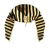 #N/A/a Novedad Egipto Faraón Egipcio Rey Sombrero Serpiente Tocado Disfraz Accesorios de Fiesta