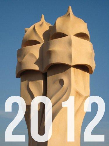 Calendario 2012: Barcellona (Italian Edition)