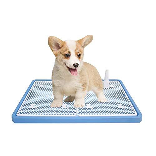RYANWC toilet voor honden met zuil, voor gebruik binnenshuis, voor de ontwikkeling van gerechten, wastafels, potjes, urinoir, huisdierbenodigdheden