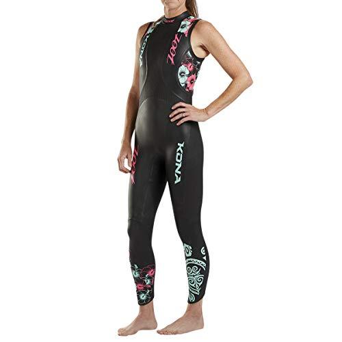 Zoot Women's Sleeveless Triathlon Wetsuit (Kona, X-Small)