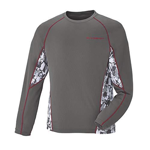 Polaris Slingshot Men's Long-Sleeve Cooling Shirt with Slingshot Logo - XL