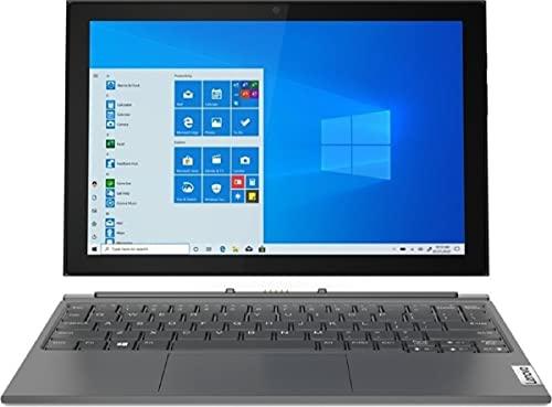 Lenovo IdeaPad Duet 3 10IGL5 82AT - Tablet (Pentium Silver N5030 / 1.1 GHz, Win 10 Pro de 64 bits, 8 GB de RAM, 128 GB eMMC, Pantalla táctil IPS de 26,2 cm (10,3')