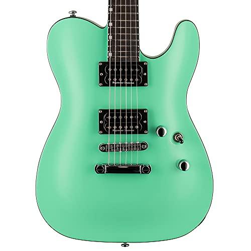 ESP LTD Eclipse '87 NT - Guitarra eléctrica, color turquesa