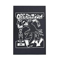 オペレーションアイビー Operation Ivy 1000個の 木製ピース ジグソーパズル ワンピース (50x75cm) ジグソーピース 立体パズル 木製ジグソーパズル 大人 おもちゃ 積み木 木のパズル