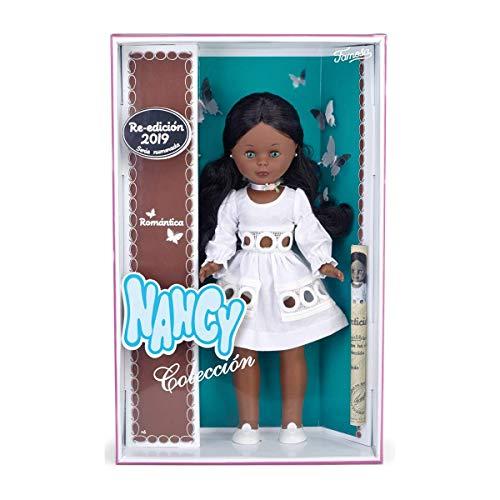 Nancy - Colección Reedición Modelo Romántica de 1973 (