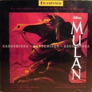 Mulan: An Original Walt Disney Records Spanish Soundtrack