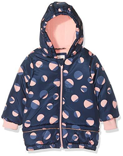 ESPRIT KIDS Baby-Mädchen RP4203109 Outdoor Jacket Jacke, Blau (Indigo 460), (Herstellergröße: 80)