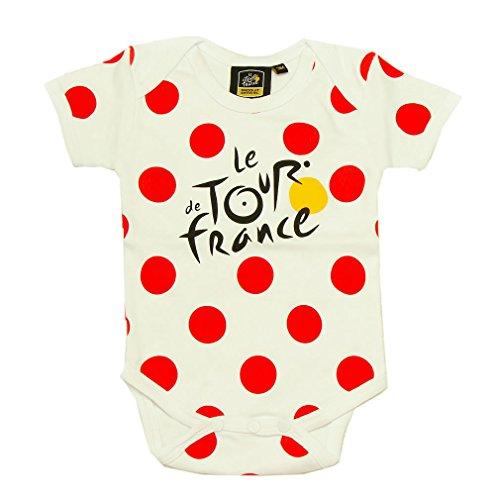 Body Bébé Tour de France Officiel - Blanc (18 Mois)