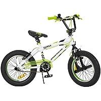 TOIMSA - Bicicleta BMX Freestyle de 16 Pulgadas, 5 a 8 años, 536, Multicolor
