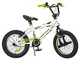 TOIMSA - Bicicleta BMX Freestyle de 16 Pulgadas, 5 a 8 aos, 536, Multicolor