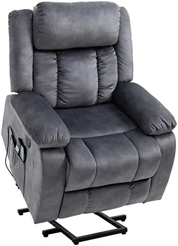 Top 10 Best lift chair with heat and massage Reviews