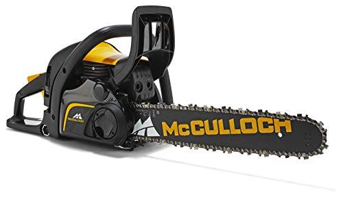 McCulloch CS 410 Elite   Benzin-Kettensäge   Motorsäge - 4