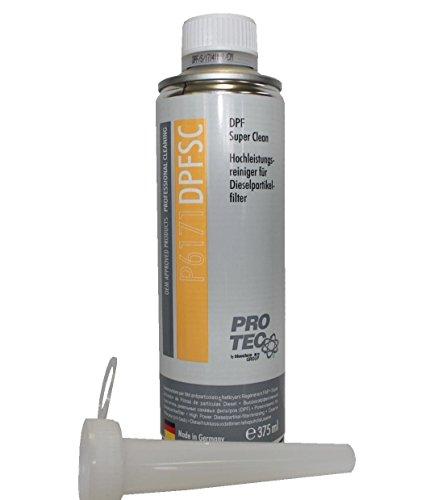PROTEC DPF Super Clean Hochleistungsreiniger Dieselpartikelfilter Reiniger 750ml