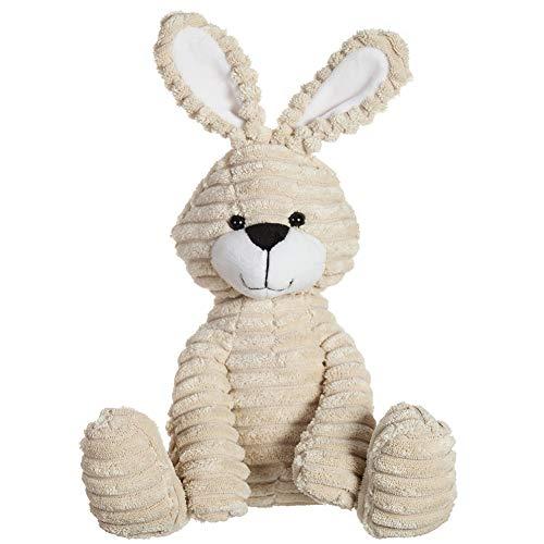 Apricot Lamb Plüschtiere Plüsch Weich gefüllte Tiere Corduroy Bunny Hase Kuscheltier für Kinder und Baby 23cm