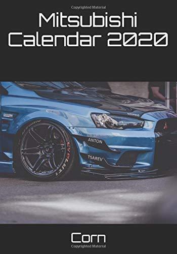 Mitsubishi calendar 2020