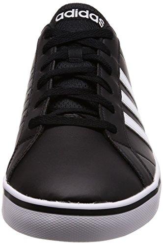 Adidas Vs Pace, Zapatillas Hombre, Negro (Core Black/Footwear White/Scarlet 0), 42 EU